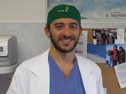 Dr. Luca Garriboli - Chirurgo Vascolare a Verona