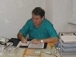 Dr. Emanuele Nussenblatt - Angiologo a Genova, Savona