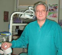 Dr. Daniele Collacciani - Dentista o Odontoiatra a Roma